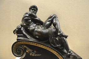 意大利雕塑白昼