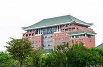 华南农业大学学校建筑风景图片
