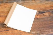 一个笔记本