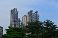 大楼建筑风景图片