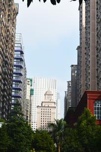 大厦建筑风景图片