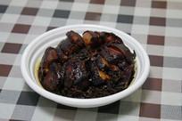 家常菜梅菜扣肉