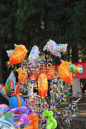 动物模型气球