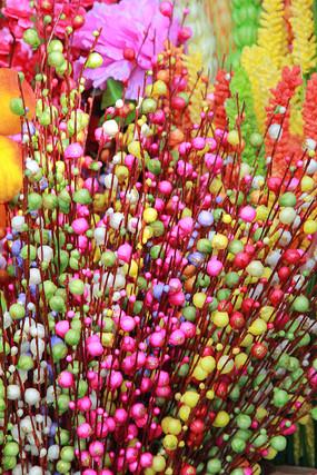 人工腊梅花枝