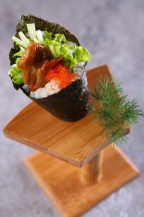 鳗鱼青瓜手卷