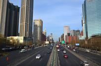 城市道路美景