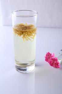 一杯菊花茶