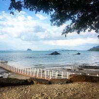 海滩风光摄影