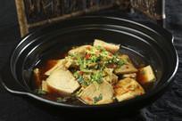 菌香煎豆腐