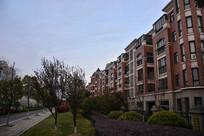 吴江宁静的住宅小区
