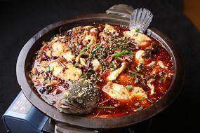 诱惑石锅鱼