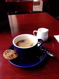 美式咖啡下午茶