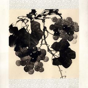 小品葡萄 写意葡萄
