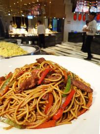 意大利黑椒牛肉面