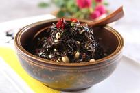 东海长寿菜拌黄豆