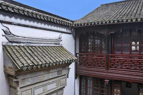 苏州传统民居阁楼