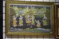 印度手绘画