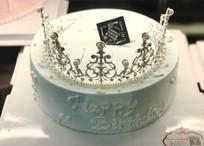 皇冠生日蛋糕