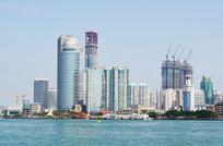 厦门城市建设风光