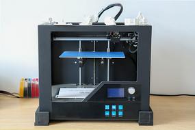 一台3D打印机