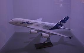 A380飛機模型