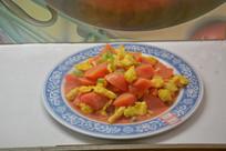 菜品番茄炒蛋