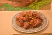 菜品红烧排骨