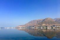 洱海湖泊风光