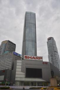 南京中心大厦