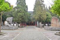苏州苍松古庙