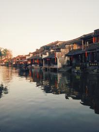 西塘江南小镇风景
