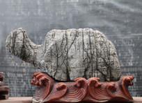 金龟状观赏石