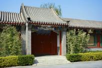 老北京中式门楼