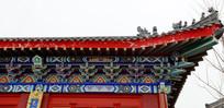 中式建筑翘檐