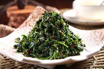 香炝地头菜