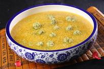 小米蔬菜丸子