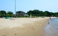 海边的风景