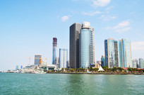 厦门滨海建筑