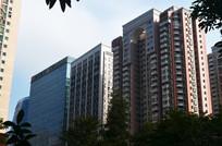 高楼大厦建筑图片