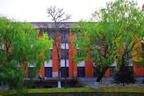 湖南大学红楼建筑摄影