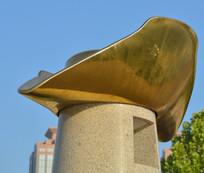 帽子雕塑海盗帽