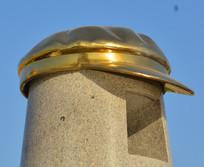 帽子雕塑留学帽