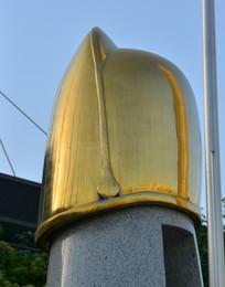 帽子雕塑明代帝王帽