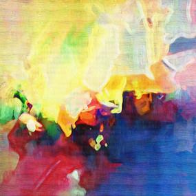 油画背景墙壁画