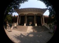 青岛美术馆建筑风景