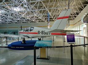 展廳飛機模型