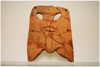 北福地遗址出土陶面具
