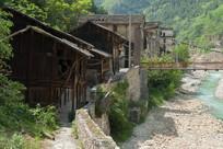 中国历史文化名镇之一的重庆巫溪宁厂古镇