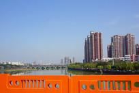 德阳城市风光
