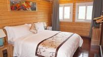 特色小木屋房间
